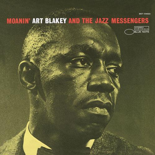 Art Blakey And The Jazz Messengers - Moanin' - Vinyl LP Released 09/04/21