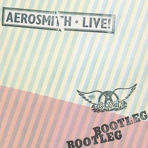 Aerosmith - Live! Bootleg LP Released 20/09/19