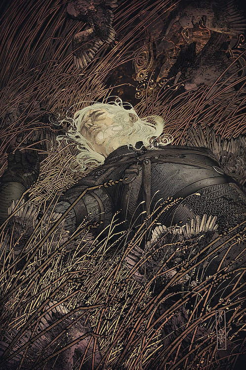 WITCHER FADING MEMORIES #2
