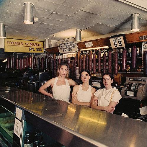 Haim - Women In Music Pt III CD Released 26/06/20