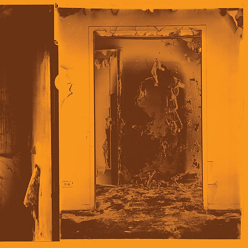 Facs - Present Tense Cheetoh Mist Coloured Vinyl LP Released 21/05/21