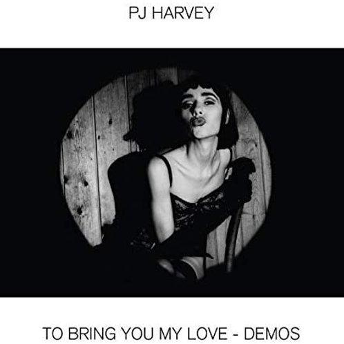 PJ Harvey - To Bring You My Love - Demos CD Released 11/09/20