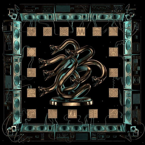 King Gizzard & The Lizard Wizard - Chunky Shrapnel LP Released 29/05/20