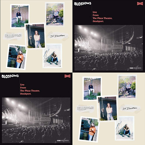 Blossoms - In Isolation/Live From The Plaza Theatre, Stockport LP