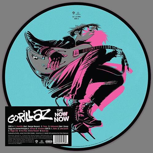 Gorillaz - The Now Now Picture Disc LP