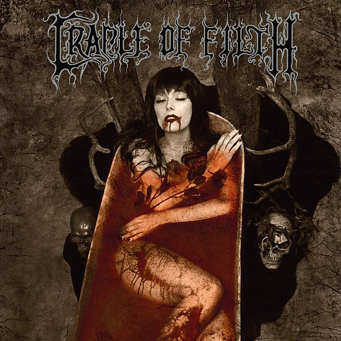 Cradle Of Filth - Cruelty And The Beast Re-Mistressed LP Released 01/11/19