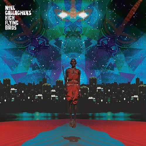 """Noel Gallagher's High Flying Birds - This Is The Place 12"""" Released 27/09/19"""