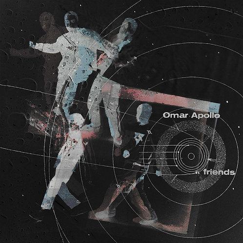 Omar Apollo - Friends LP Released 23/08/19