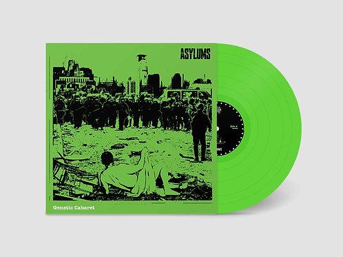 Asylums - Genetic Cabaret LP Released 17/07/20
