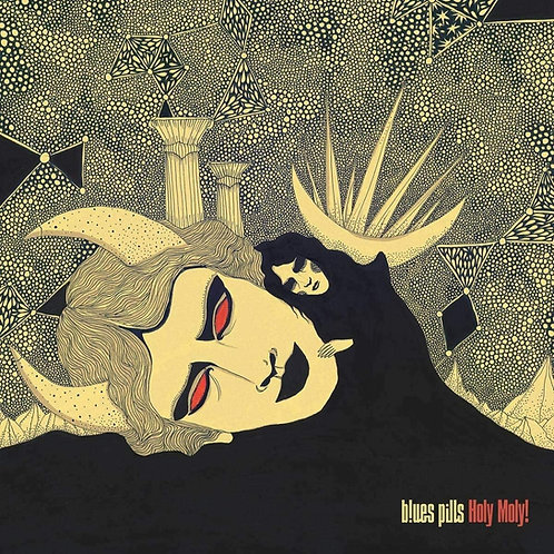 Blues Pills - Holy Moly! CD Released 21/08/20