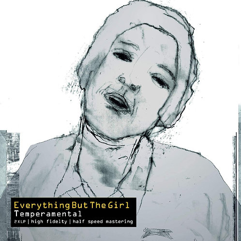 Everything But The Girl - Temperamental LP Released 08/05/20