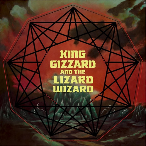 King Gizzard & The Lizard Wizard - Nonagon Infinity LP #LRS
