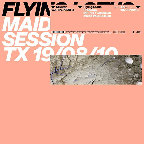 Flying Lotus - WXAXRXP Session EP Released 15/11/19