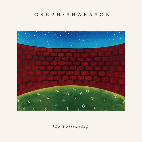 Joseph Shabason - The Fellowship - Blue Vinyl LP Released 30/04/21