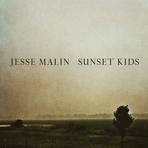 Jesse Malin - Sunset Kids CD Released 30/08/19