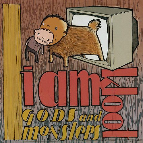 I Am Kloot - Gods And Monsters LP Released 03/07/20