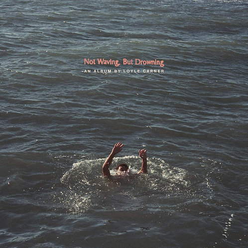 Loyle Carner - Not Waving, But Drowning LP