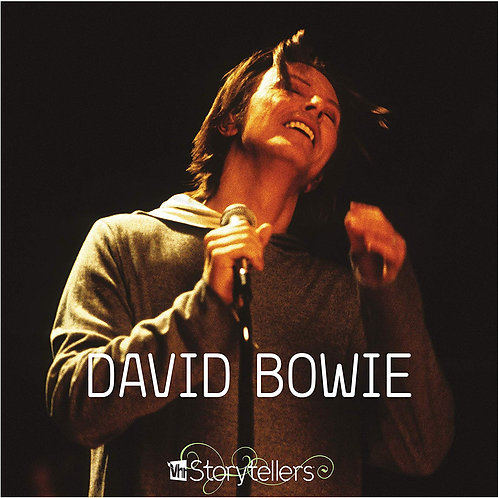 David Bowie - VH1 Storytellers LP Released 11/10/19