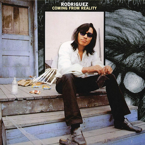 Rodriguez - Coming From Reality LP 30/08/19
