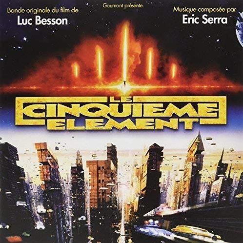 Eric Serra - Le Cinquieme Element (The Fifth Element) LP Released 30/08/19