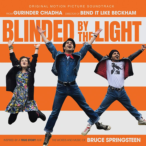 Blinded By The Light Soundtrack LP Released 30/08/19
