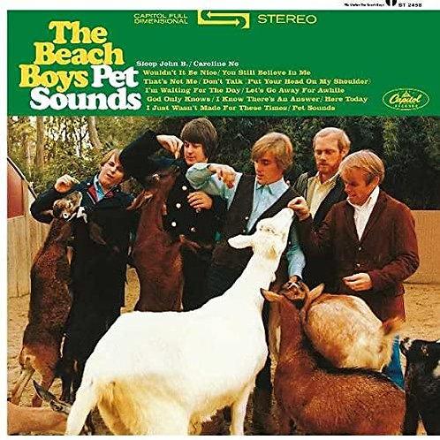 The Beach Boys - Pet Sounds (Stereo) LP