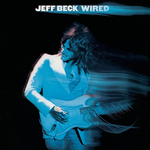 Jeff Beck - Wired LP Released 25/09/20