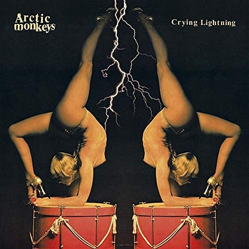 Arctic Monkeys - Crying Lightning 7""