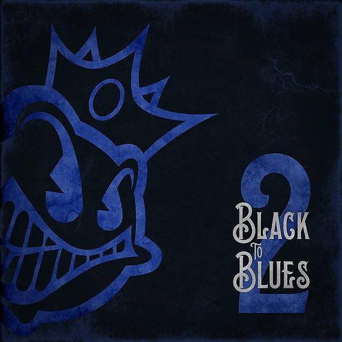Black Stone Cherry - Black To Blues Volume 2 CD Released 25/10/19
