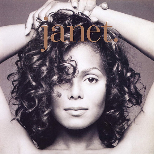Janet Jackson - Janet LP Released 14/06/19