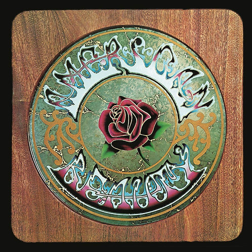 Grateful Dead - American Beauty 50th Anniversary Edition CD Released 30/10/20