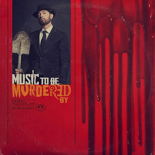 Eminem - Music To Be Murdered By CD Released 24/01/20