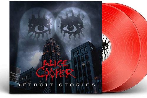 Alice Cooper - Detroit Stories LP Released 26/02/21