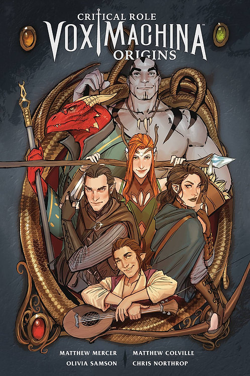 Critical Role: Vox Machina Origins Vol 1