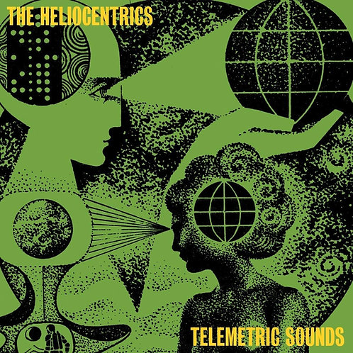 The Heliocentrics - Telemetric Sounds LP Released 02/10/20