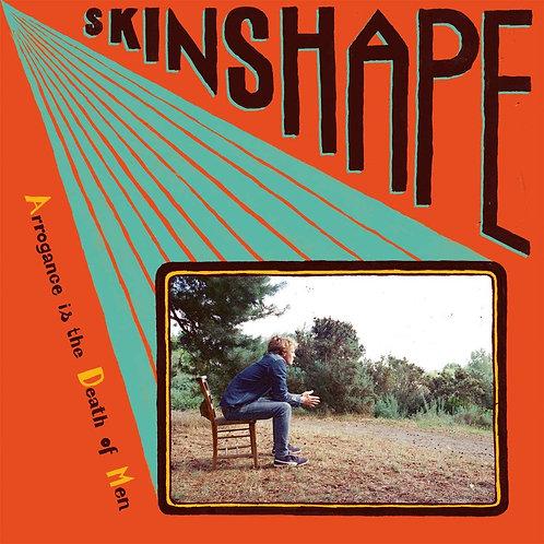 Skinshape - Arrogance Is The Death Of Men CD Released 04/12/20