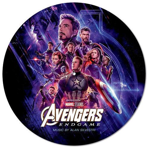 Avengers Endgame Soundtrack LP Released 30/08/19
