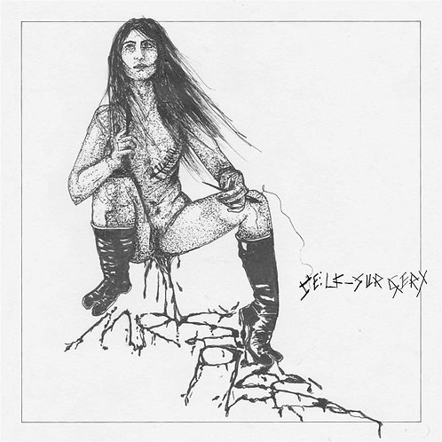 Mrs. Piss - Self - Surgery CD Released 09/10/20