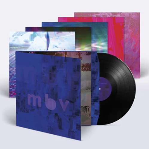 my bloody valentine - m b v Deluxe LP Released 21/05/21