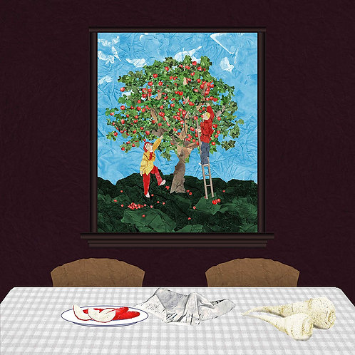 Parsnip - When The Tree Bears Fruit LP Released 30/08/19