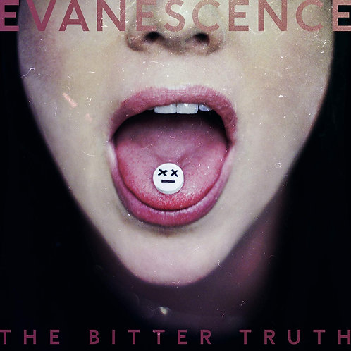 Evanescence - The Bitter Truth LP Released 26/03/21