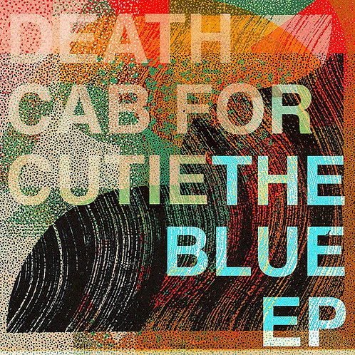 Death Cab For Cutie - The Blue EP CD Released 06/09/19
