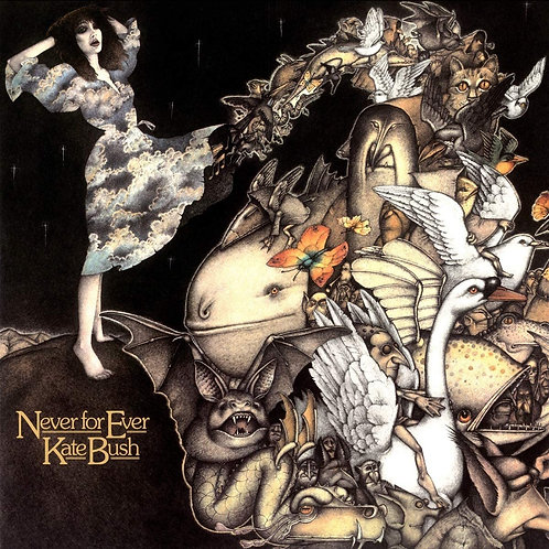 Kate Bush - Never For Ever LP