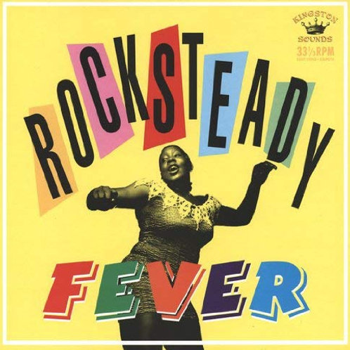 Various Artists - Rocksteady Fever LP Released 21/02/20