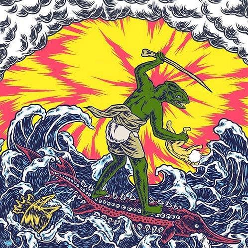King Gizzard & The Lizard Wizard - Teenage Gizzard LP Released 23/04/21