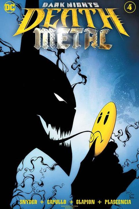 DEATH METAL #4