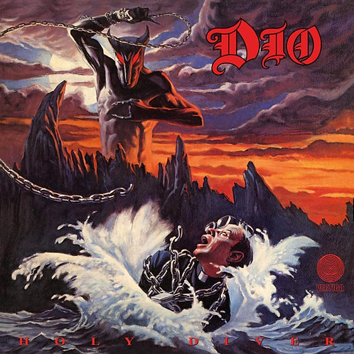Dio - Holy Diver LP Released 22/01/21