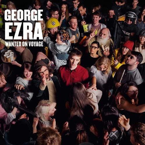 George Ezra - Wanted On Voyage LP