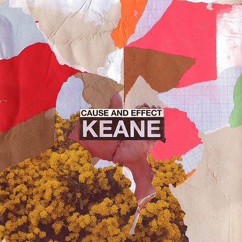 Keane - Cause And Affect CD Released 20/09/19