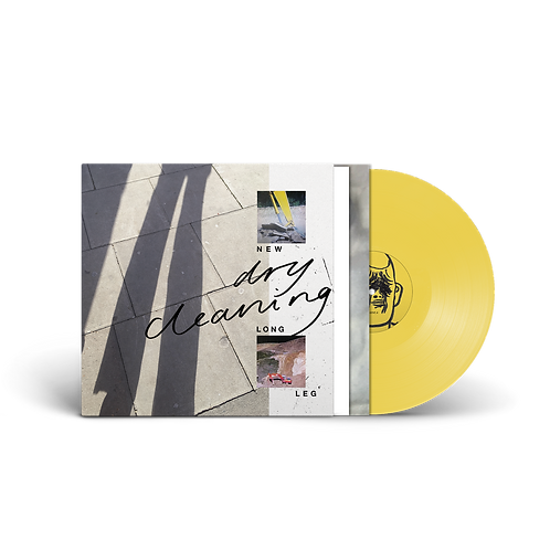 Dry Cleaning - New Long Leg Opaque Yellow Vinyl LP Released 02/04/21